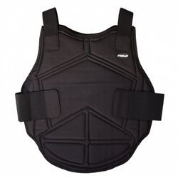 Field Chest Protector - Adult (black)