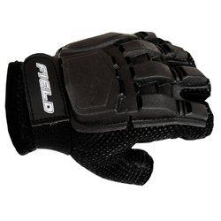 Field Gloves Half Finger Black (black)