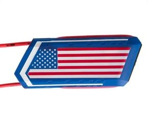 HK Army Ball Breaker Barrel Condom (USA red white blue)