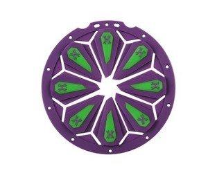 HK Army Epic Feed Rotor neon (purple neon green)