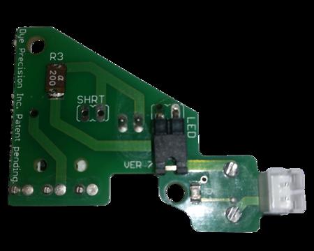 Dye R1/LT-R Gear Box Circuit Board
