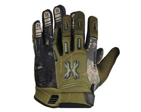 Rękawiczki HK Army Pro Glove Full Finger (olive camo)