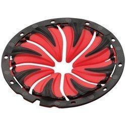 Dye Rotor R1/LT-R Quick Feed (black red)