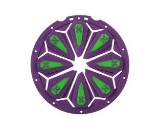 HK Army Epic Feed Rotor neon (purple neon green)
