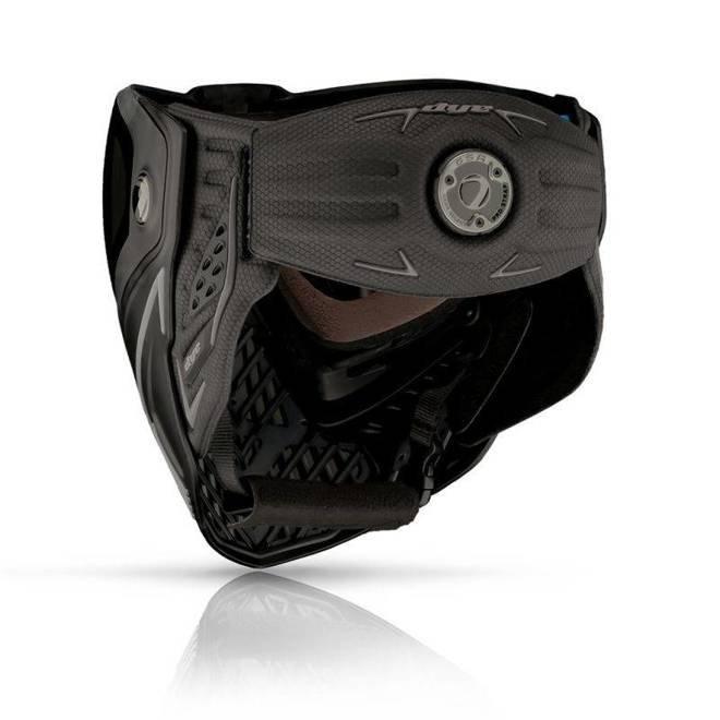 Maska DYE I5 Onyx (black/grey)
